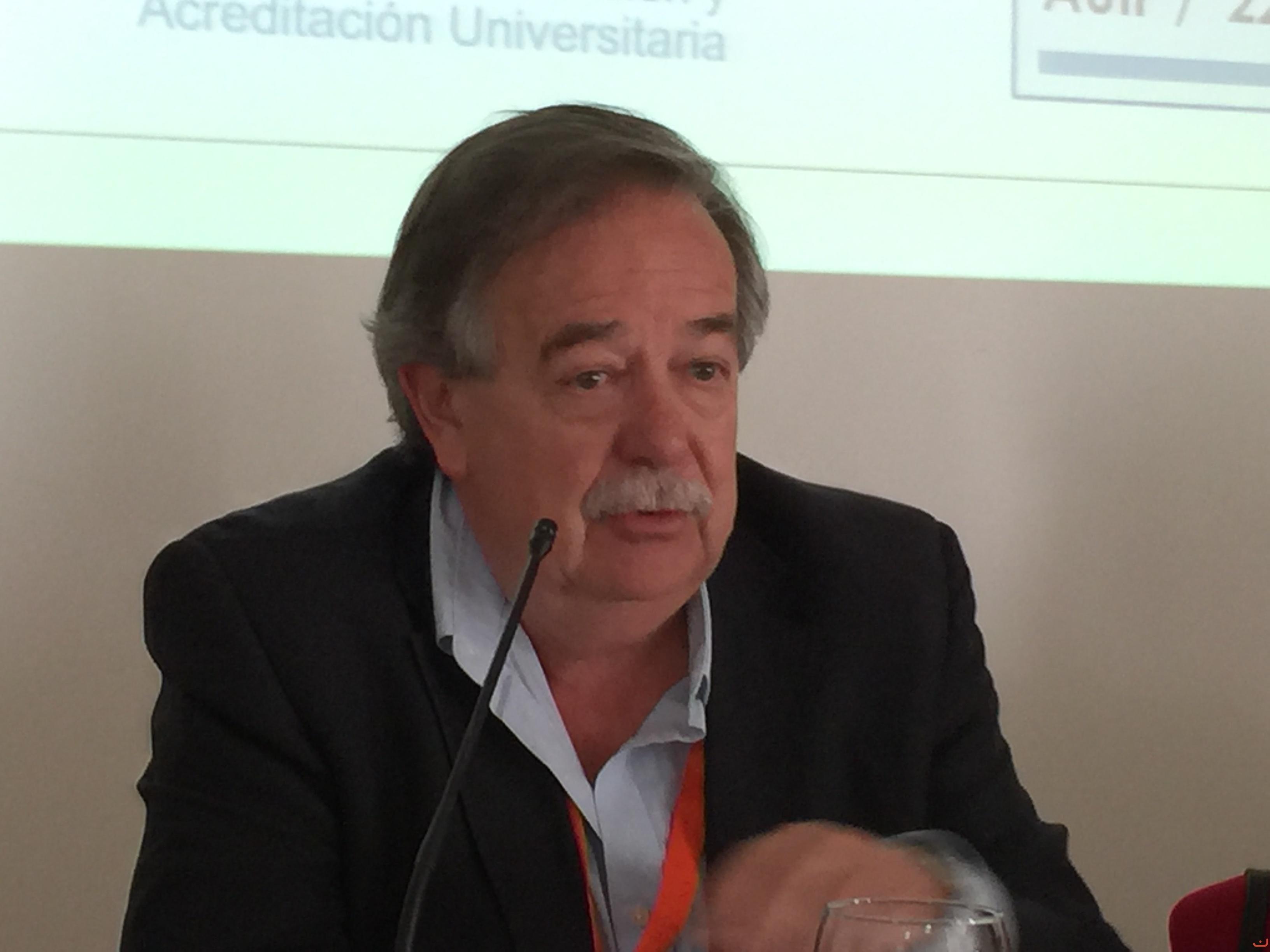 Alberto Dibbern, secretario ejecutivo de SIACES (Foto: AUIP)