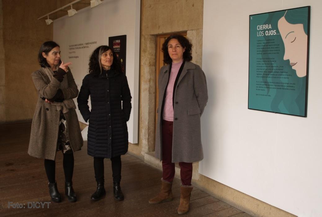 mujeres científicas Universidad de Salamanca
